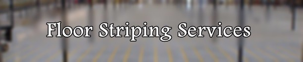 Floor Striping Services